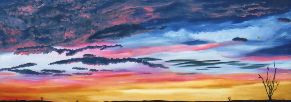 Skyscapes for the Soul – Jeni Bate