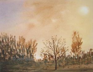 """""""Agoura Hills Dawn"""""""
