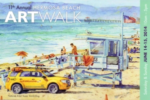 Hermosa Beach Art Walk