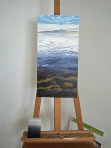 On the Easel #2