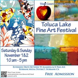 Toluca Lake Fine Art Festival