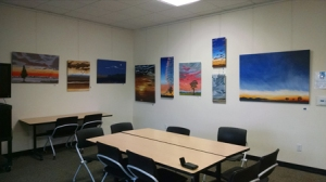 Skyscapes in Borrego Springs Library