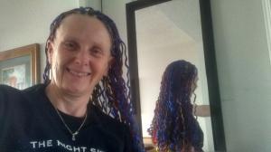 Jeni's sunrise braids