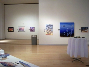 Jeni Bate Solo show at Yuma Fine Arts Center