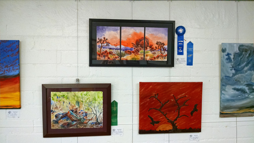 Chaparral Artists Show