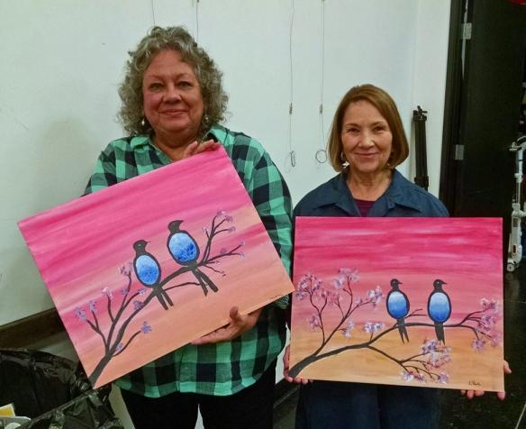 twopairsofbirds