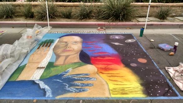 Indio Chalk Festival
