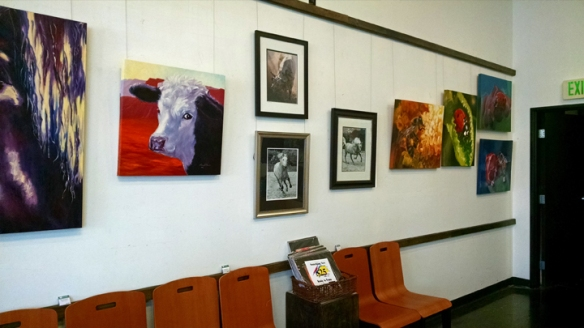 Animal Show art