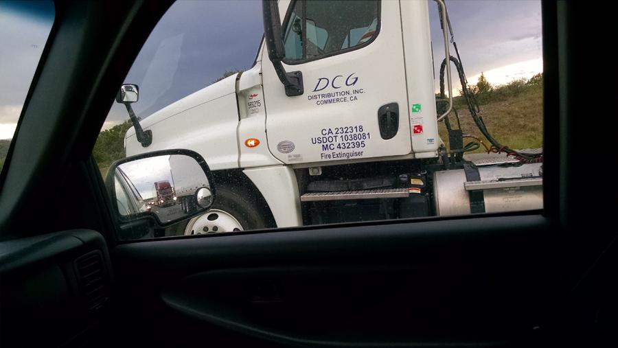 misspelled truck