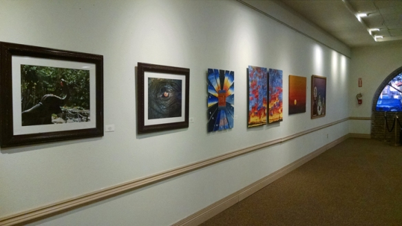 Art at Carmen Durazo Cultural Center