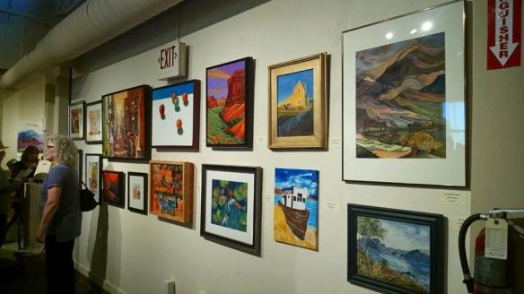 Art at Chaffey Community Musem of Art